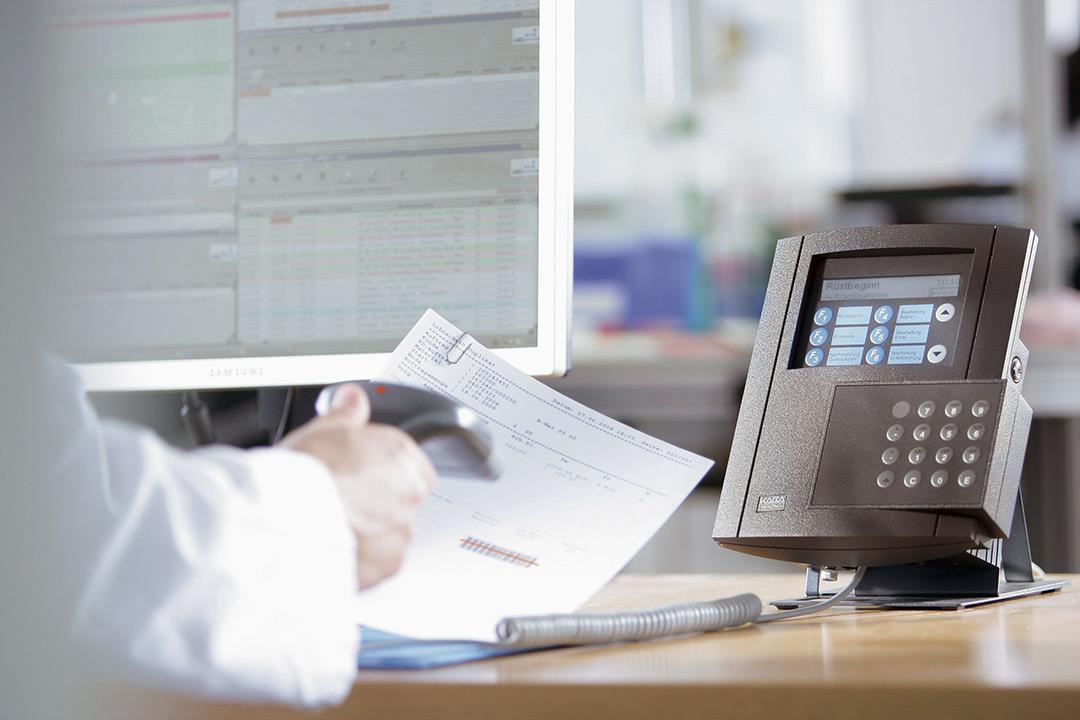 Logiciel TimeAs, pour la gestion du temps de production