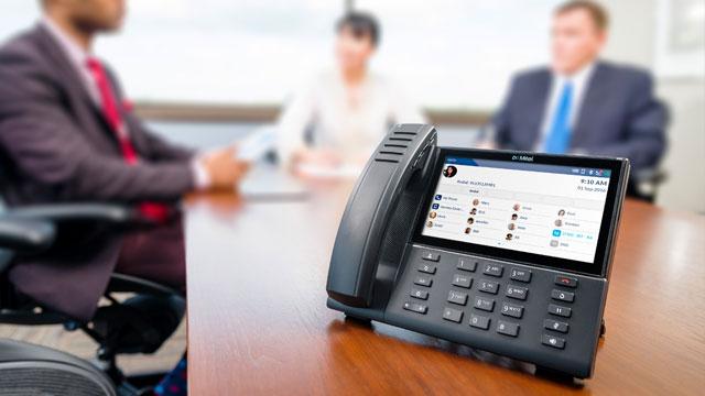 Votre centrale téléphonique d'entreprise